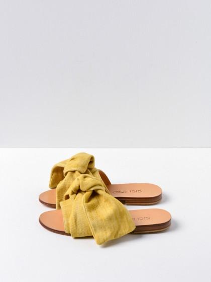 Anastasia Beige Yellow